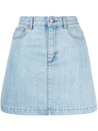 A.P.C. jean skirt $140 - Buy Online - Mobile Friendly, Fast Delivery, Price