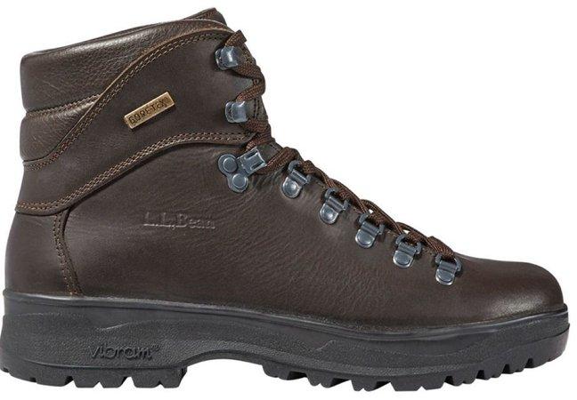 LL BEAN Hiking Boots