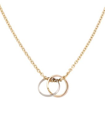 Cartier Vintage Trinity Necklace - Necklaces - CRT53430 | The RealReal