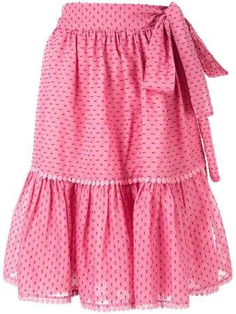 Loni ruffle skirt