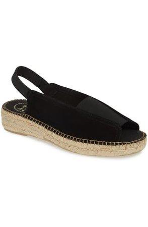 Toni Pons Esmy Slingback Wedge Sandal (Women) | Nordstrom