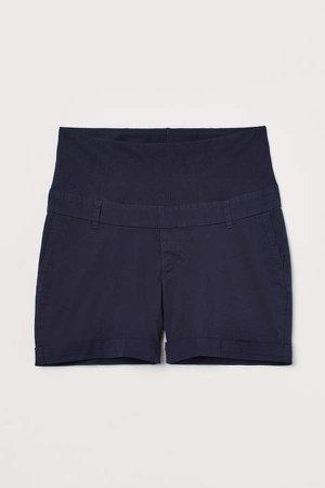 MAMA Chino Shorts - Blue