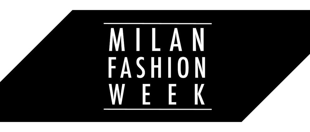 milan fashion week logo - Google Search
