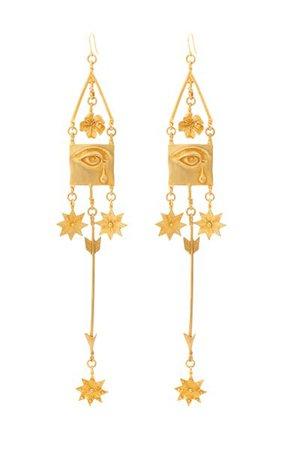 Gypsy Earrings By Samuel François | Moda Operandi