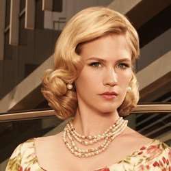 """How-To Create the """"Mad Men"""" Betty Draper Look - Behindthechair.com"""