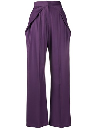 Materiel Foldover Waist Trousers - Farfetch