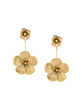 Jennifer Behr Flower Earrings - Farfetch