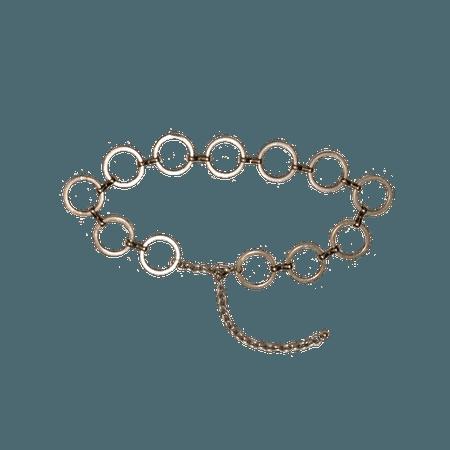 o-ring choker – Trash Queen
