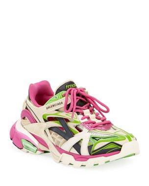 Balenciaga Speed Knit Chunky Sneakers | Neiman Marcus