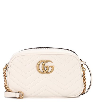 GG Marmont leather crossbody bag