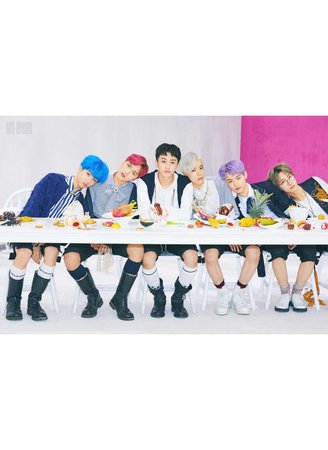 NCT dream. we young