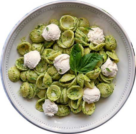 ricotta spinach pesto