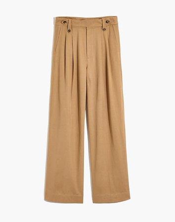 Harlow Wide-Leg Pants