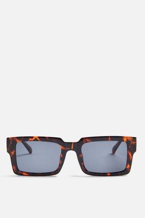 RETRO Square Sunglasses | Topshop