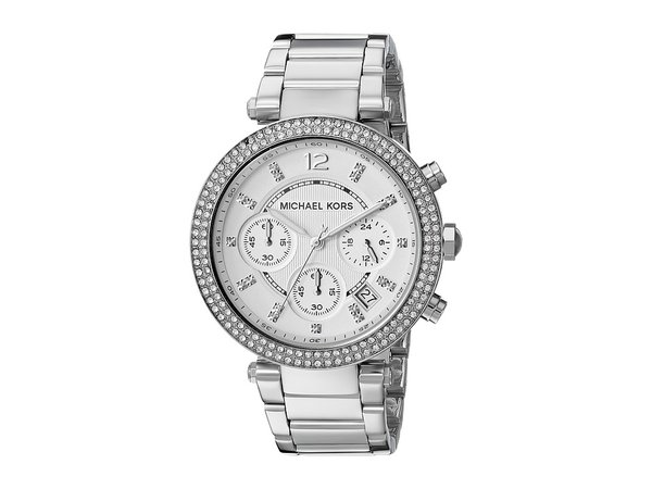 Michael Kors - MK5353 - Parker Chronograph (Stainless Steel) Chronograph Watches