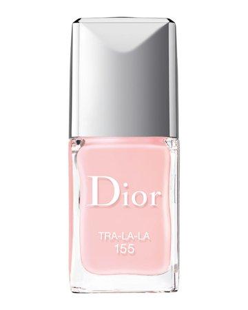 Dior Dior Vernis Couture Color, Gel Shine & Long Wear Nail Lacquer, Tra-La-La