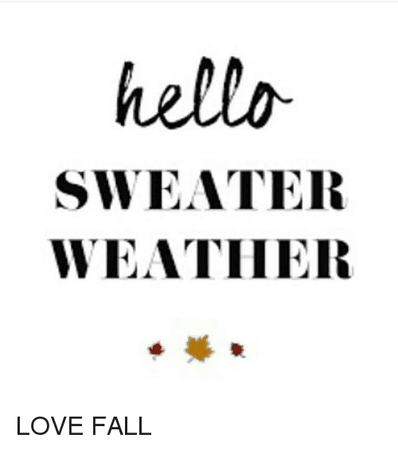 sweater weather images - Google Search