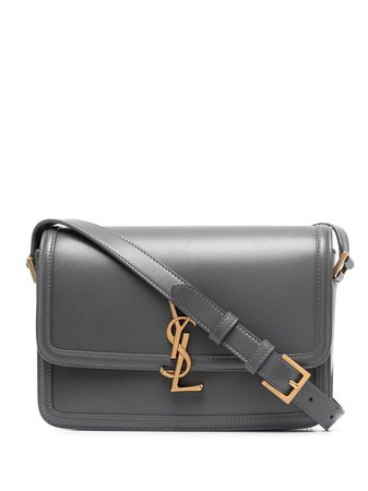 Shop Saint Laurent Solferino crossbody bag with Express Delivery - FARFETCH