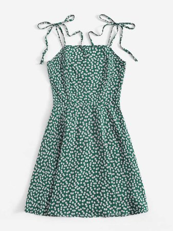 Ditsy Floral Cami Dress | SHEIN USA