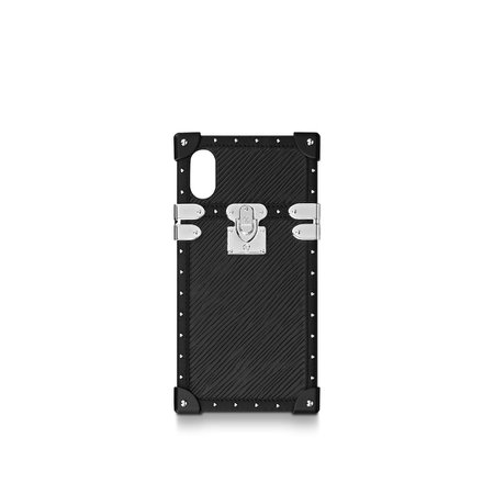 Eye Trunk for iphone X & XS Epi Leather - Small Leather Goods | LOUIS VUITTON ®