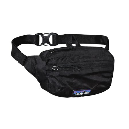 Patagonia Lightweight Travel Mini Hip Pack 1L fannypack bag