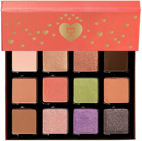 Paris Love Letter Etendu Eyeshadow Palette