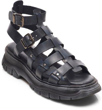 Gia Fisherman Gladiator Sandal