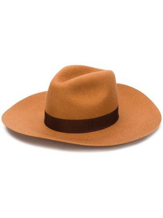 Dsquared2 Wide-Brim Logo Hat Ss20   Farfetch.com