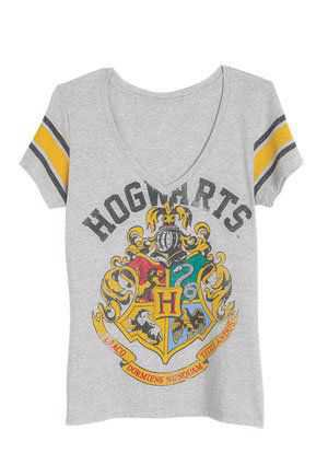 dELiAs > Harry Potter Hogwarts Tee