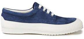 Traditional Suede Sneakers