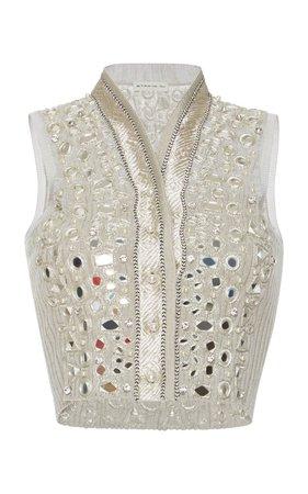 Embellished Vest by Etro | Moda Operandi