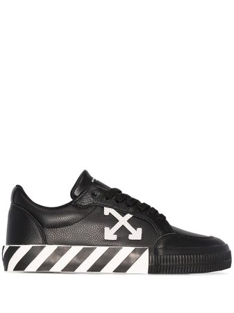 Off-White Vulcanized low-top Sneakers - Farfetch