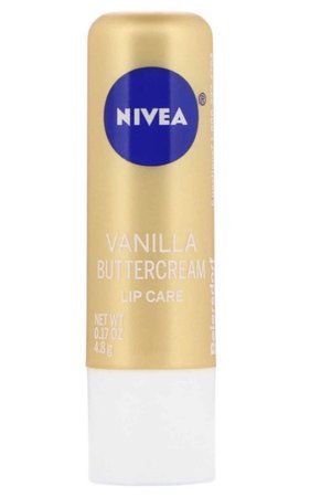 Vanilla Nivea Chapstick