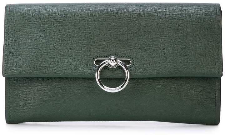 minimalist Jean clutch