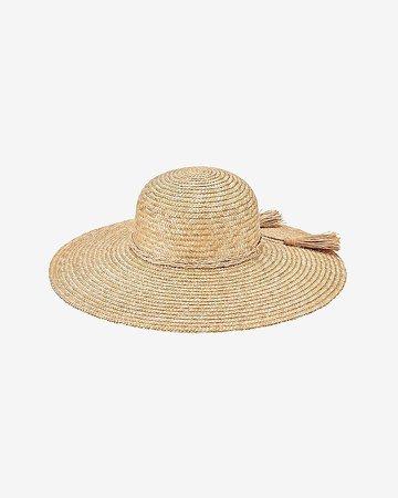 San Diego Hat Company Wheat Straw Sun Hat