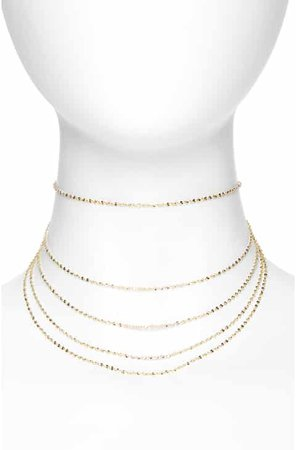Women's Choker Necklaces   Nordstrom