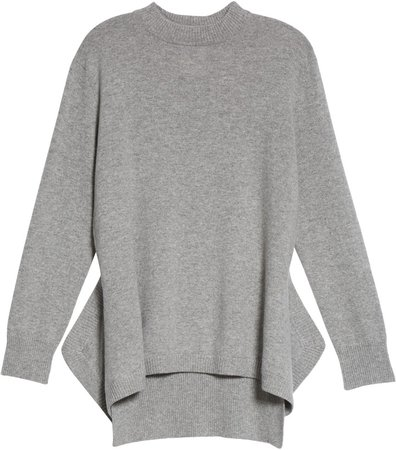 Wing Cashmere Crewneck Sweater