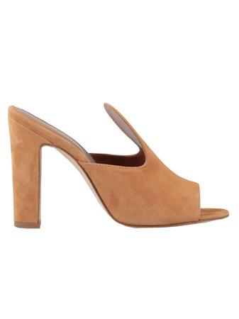 Paris Texas Leather Sandal
