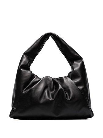 Bottega Veneta The Shoulder Pouch bag black 648025VCP40 - Farfetch