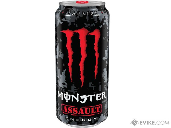 red monster energy drink