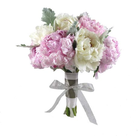 pink-and-white-peony-bouquet.jpg (800×790)