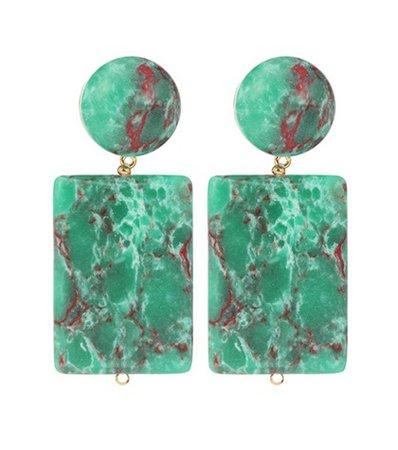 Keepsake Stone earrings
