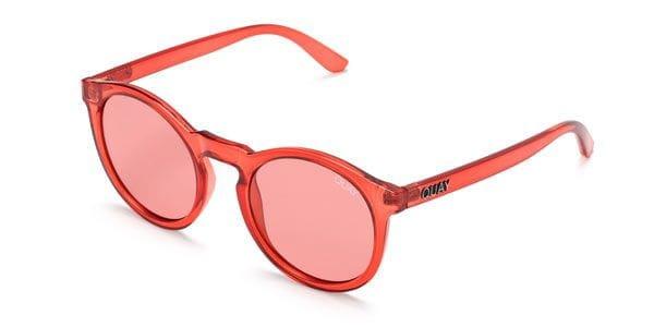 Quay Australia QW-000334 KOSHA COMEBACK RED/RED Sunglasses Red   SmartBuyGlasses Canada