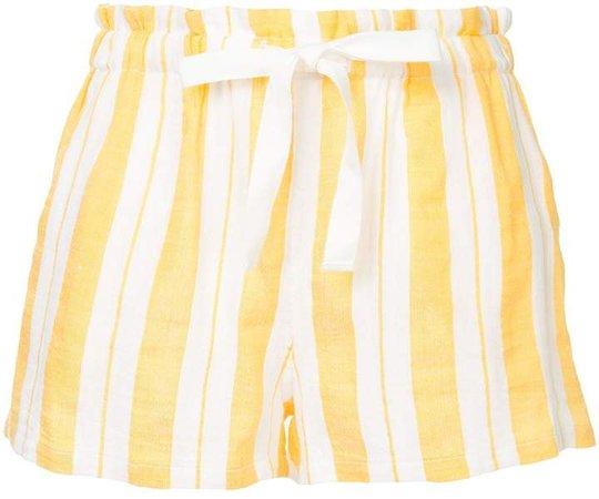 vertical stripes shorts