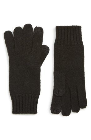 Nordstrom Knit Tech Gloves | Nordstrom