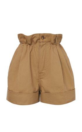 Cuffed Shorts by Miu Miu | Moda Operandi