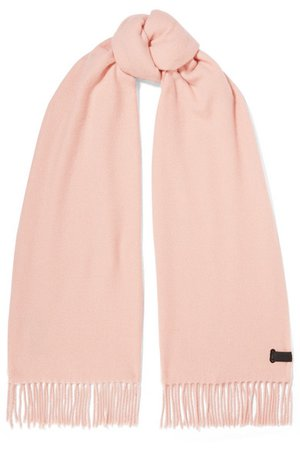 rag & bone | Fringed cashmere scarf | NET-A-PORTER.COM