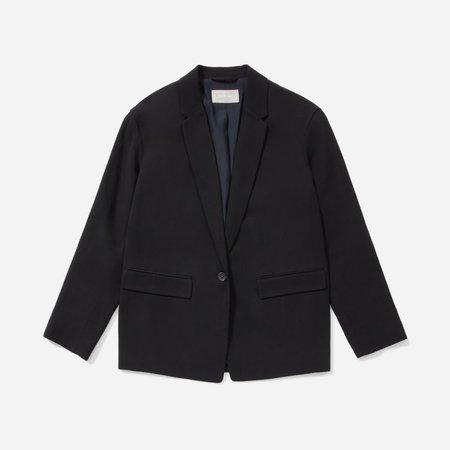 Women's Easy Blazer   Everlane black