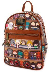 Loungefly Star Wars Mini Backpack | 671803288621 | Item | Barnes & Noble®