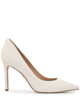 White Sam Edelman Hazel Pumps | Farfetch.com